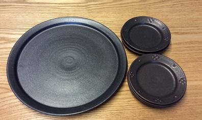 美濃焼大皿小皿